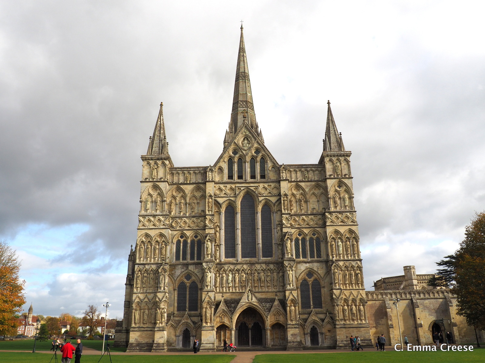 A Salisbury City Break: Exploring the UK in a Meandering Manner