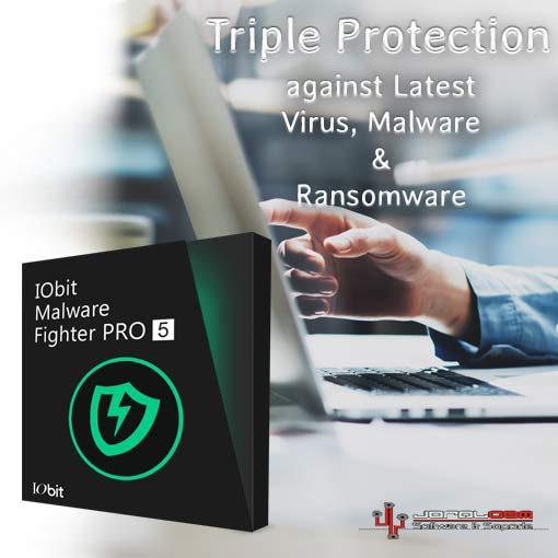 IObit Malware Fighter PRO - Extermina amenazas en tu pc !!
