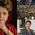 """Rousseff explosões a oposição para os seus """"métodos fascistas"""" na tentativa de removê-la ilegalmente da presidência."""