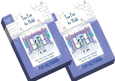 Review Novel Too Far to Hold by Fifi Alfiana