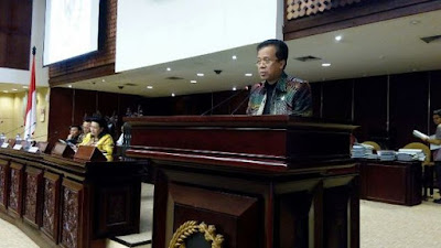 Taat Ulama dan Kawal Fatwa MUI, Anggota DPD RI Tarik Seluruh Tabungannya di Bank Swasta