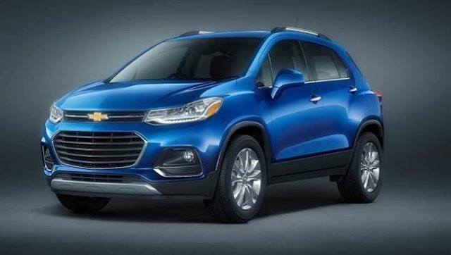 2018 Chevy Trax Specs, Release Date