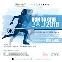 Run to Give – Bali/Lombok 2018