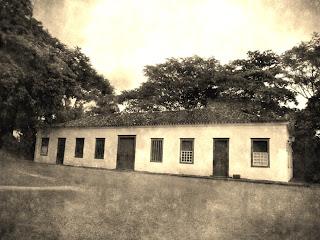 Casa de Pólvora do Forte Defensor Perpétuo, em Paraty