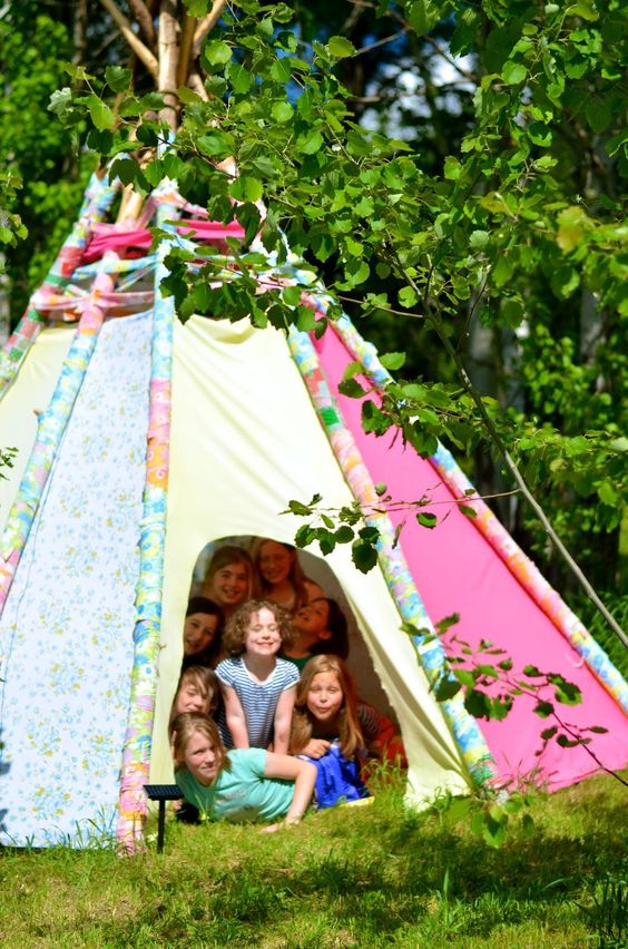 Prepare For Your Children's Summer Campout!