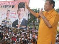 KPK Pantau Pergerakan Bambang W Soeharto di Partai Hanura