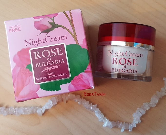 Biofresh Rose of Bulgaria Night Cream Deneyimim