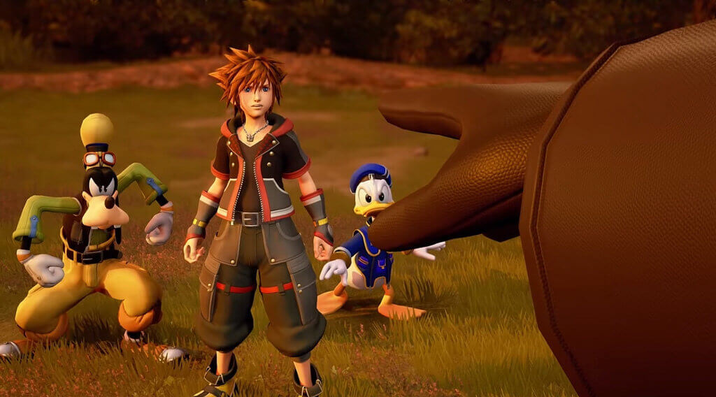 Kingdom Hearts 3 Final Battle Trailer Sora Meeting More Disney Characters