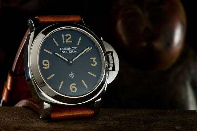 The Panerai Luminor presented to the public in 1993 - Courtesy of Martin Wilmsen