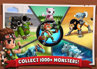 Battle Camp Mod Apk Unlimited Gold
