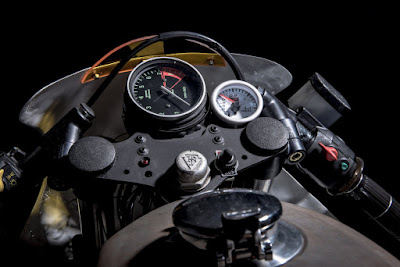 BMW R80 RT Custom Cafe Racer