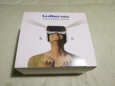 Leelbox商品パッケージ