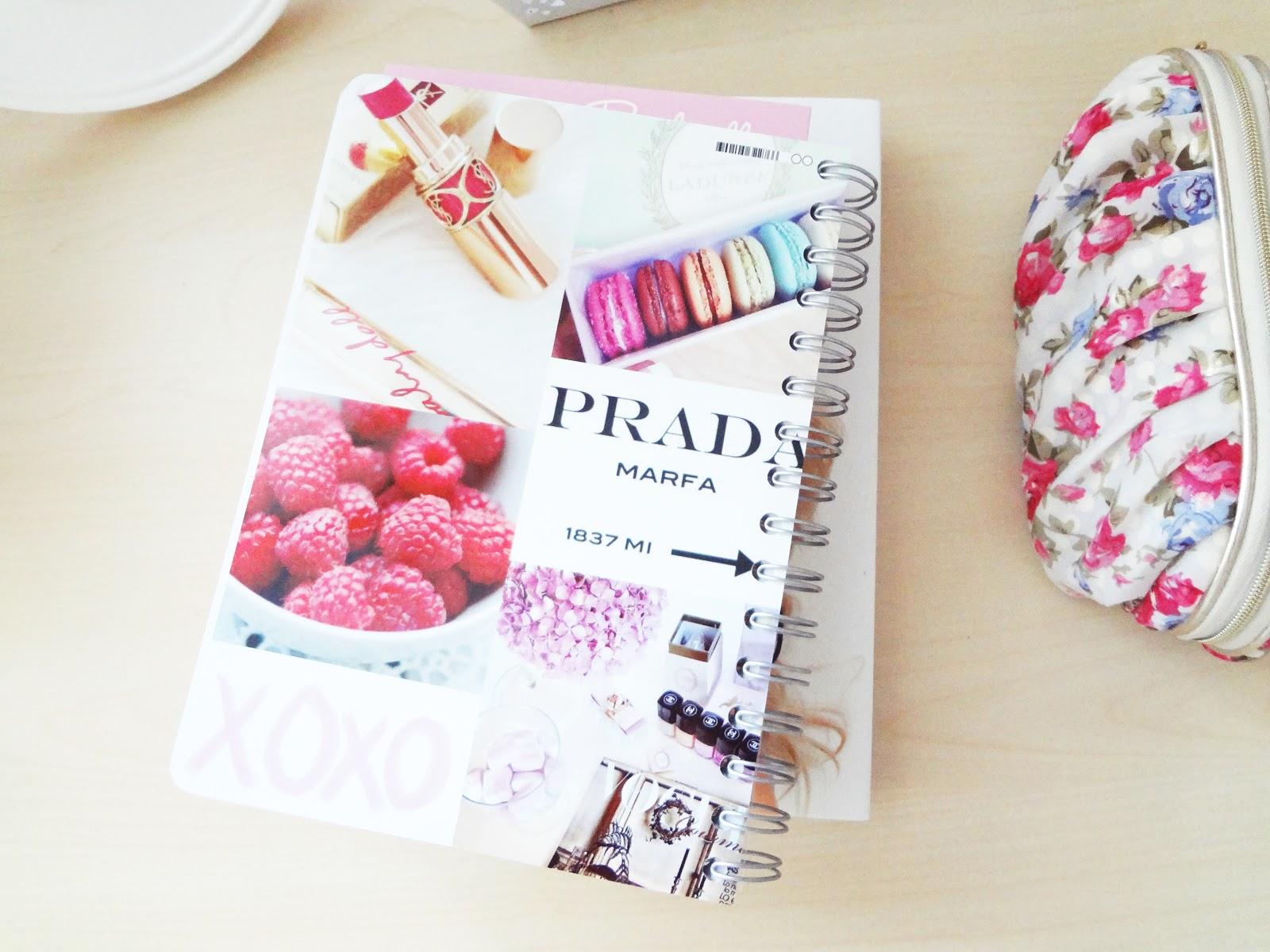 Beauty Fashion and Lifestyle Mein persönlicher Kalender
