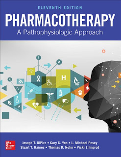 Pharmacotherapy: A Pathophysiologic Approach pdf free download