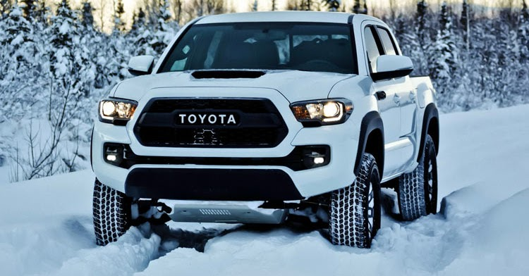 2017 toyota tacoma trd pro is like a japanese raptor. Black Bedroom Furniture Sets. Home Design Ideas