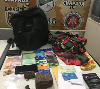 Tráfico de drogas em Itaetê