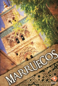 folleto circuitos Marruecos 2017