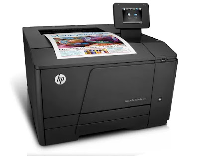 Download Driver HP LaserJet Pro 200 Color M251
