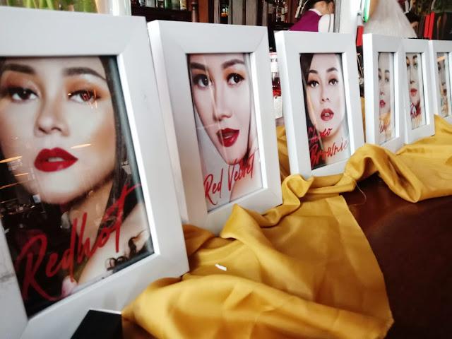 LVF Cosmetics Aura Lip Lacquer Press Launch