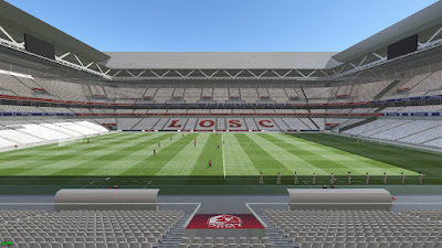 PES 2019 Stadium Stade Pierre-Mauroy by Arthur Torres