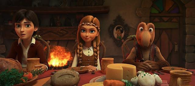 Karlar Kraliçesi 3: Ateş ve Buz (2016)