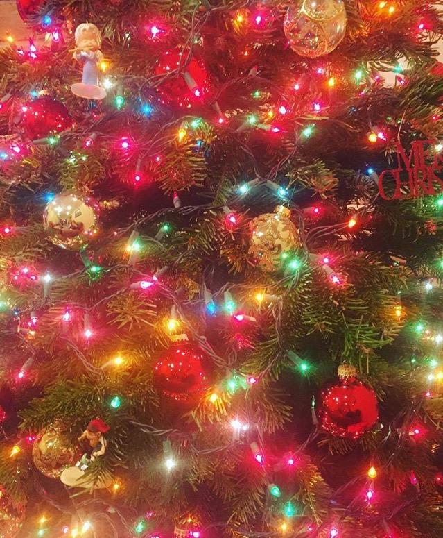 Finding John Christmas.Allie Ann Sews