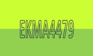 Soal Latihan Mandiri Pasar Dan Instrumen Keuangan Islam EKMA4479