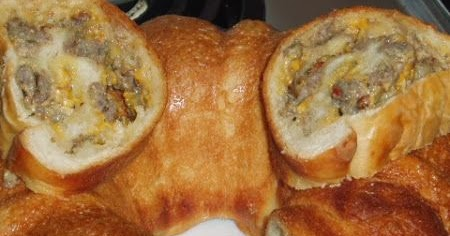 Sausage Cheese Bread Roll Cook N Is Fun Food Recipes