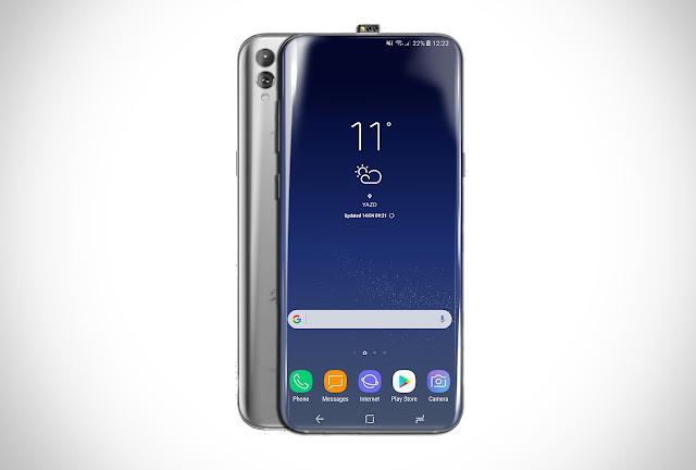 Samsung Galaxy S9 | 4K Super AMOLED Display | 8GB RAM