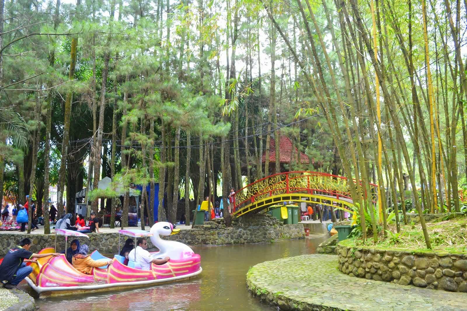 Berwisata Keluarga: Wisata Bogor Jawa Barat