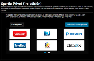 Cómo ver TyC Sports Play por internet