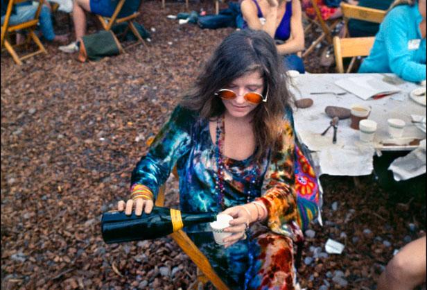 Woodstock Pictures Of Janis Joplin 2