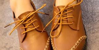 Model sepatu Suvary Woll II