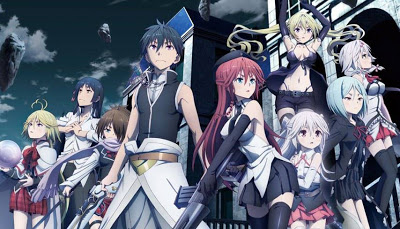 Trinity Seven Movie: Eternity Library to Alchemic Girl Subtitle Indonesia