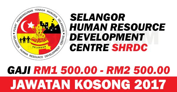 Selangor Human Resource Development Centre SHRDC