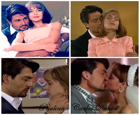 Paulina se apaixona por Carlos Daniel