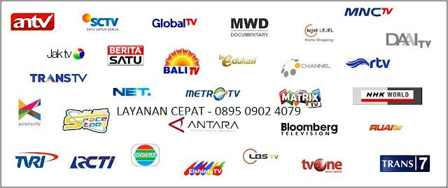 Cek Harga Paket tv Berlangganan Murah 2018 - 2019