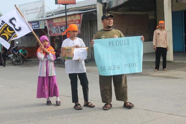 PKS Medan Deli Galang Bantuan Untuk Korban Gempa Aceh