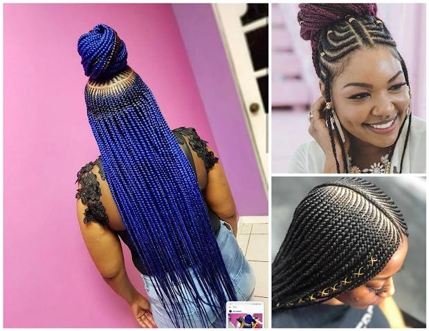 hottest braid styles 2018 amazing