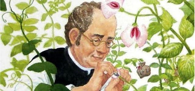 Johann Gregor Mendel y biologia