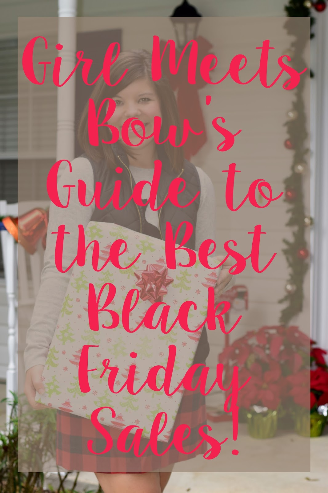 Oh Hey Black Friday! {Best of the Best Sales}
