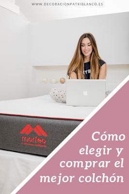 comprar colchón para dormir
