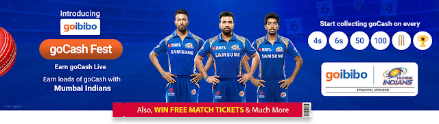 Go Cash Gest - Free 2018 IPL Match Tickets | Free Stuff, Contests