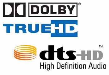 Dolby True HD & DTS HD