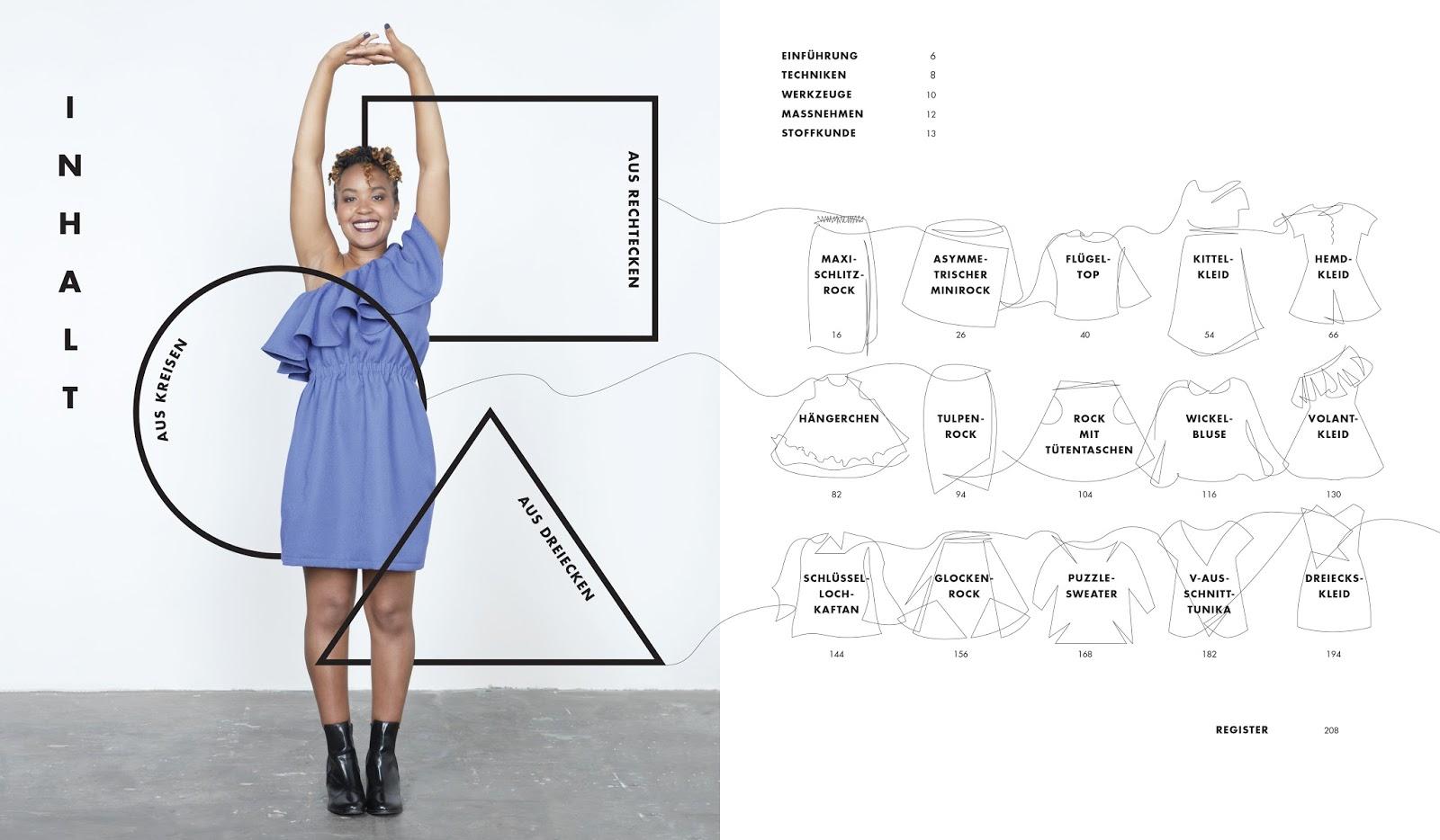 Krumme Naht: Ins Buch geschaut: Noch mehr DIY Couture - nähen ohne ...