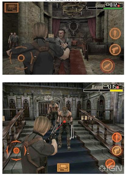 Resident Evil 4 Mobile Mod Apk Data Update 2018
