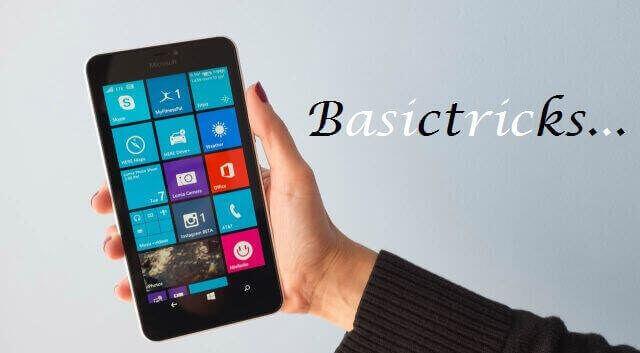 Windows Phone True Contender