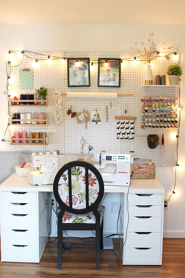c9980dbb35b Sewing Space Tours...Heidi s stylish hub!