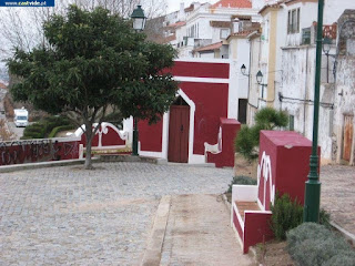 MONUMENT / Redente São João, Castelo de Vide, Portugal