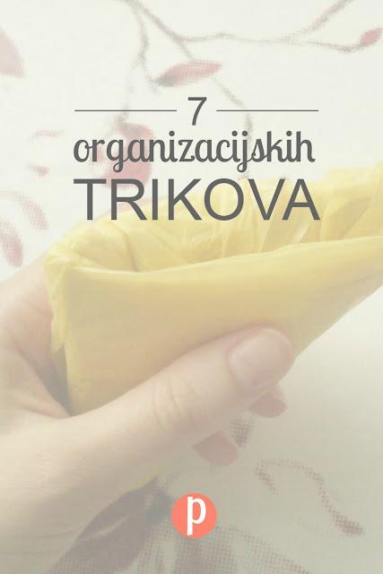 7 organizacijskih trikova